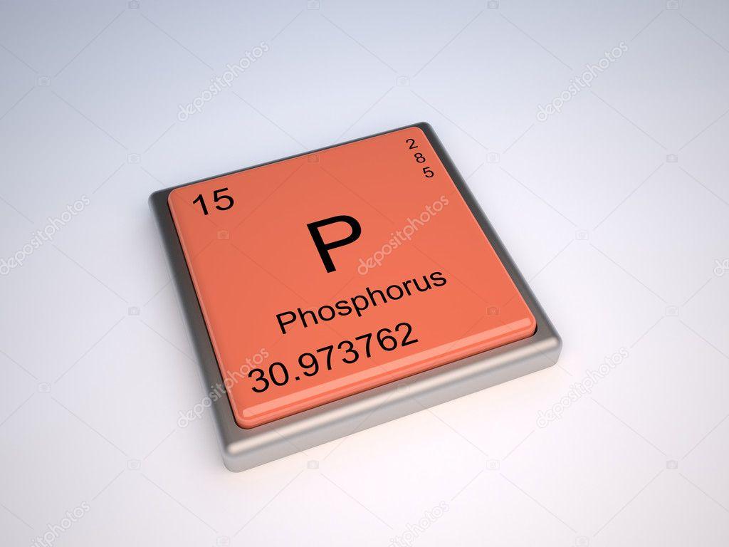 Phosphorus Stock Photo Conceptw 8965027