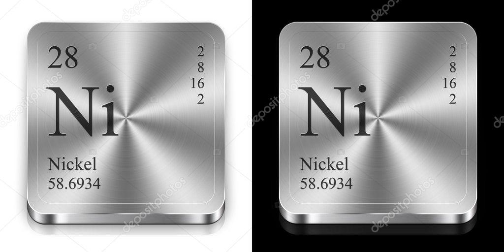 Nquel de tabla peridica foto de stock conceptw 9623737 nquel de tabla peridica foto de stock urtaz Images