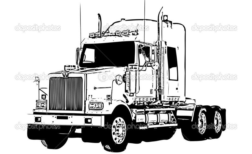 Stock Illustration Lorry Silhouette Truck Trailer Black Image43507748 likewise File Sinnbild LKW also Truck White Background further Royalty Free Stock Images Vector Logistics Theme Background Image16687669 moreover . on semi truck outline