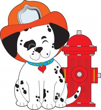 Dalmation Fire Dog