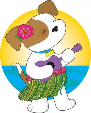 Cute Puppy Hawaii
