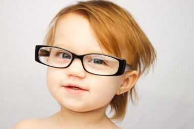 Child Glasses Funny