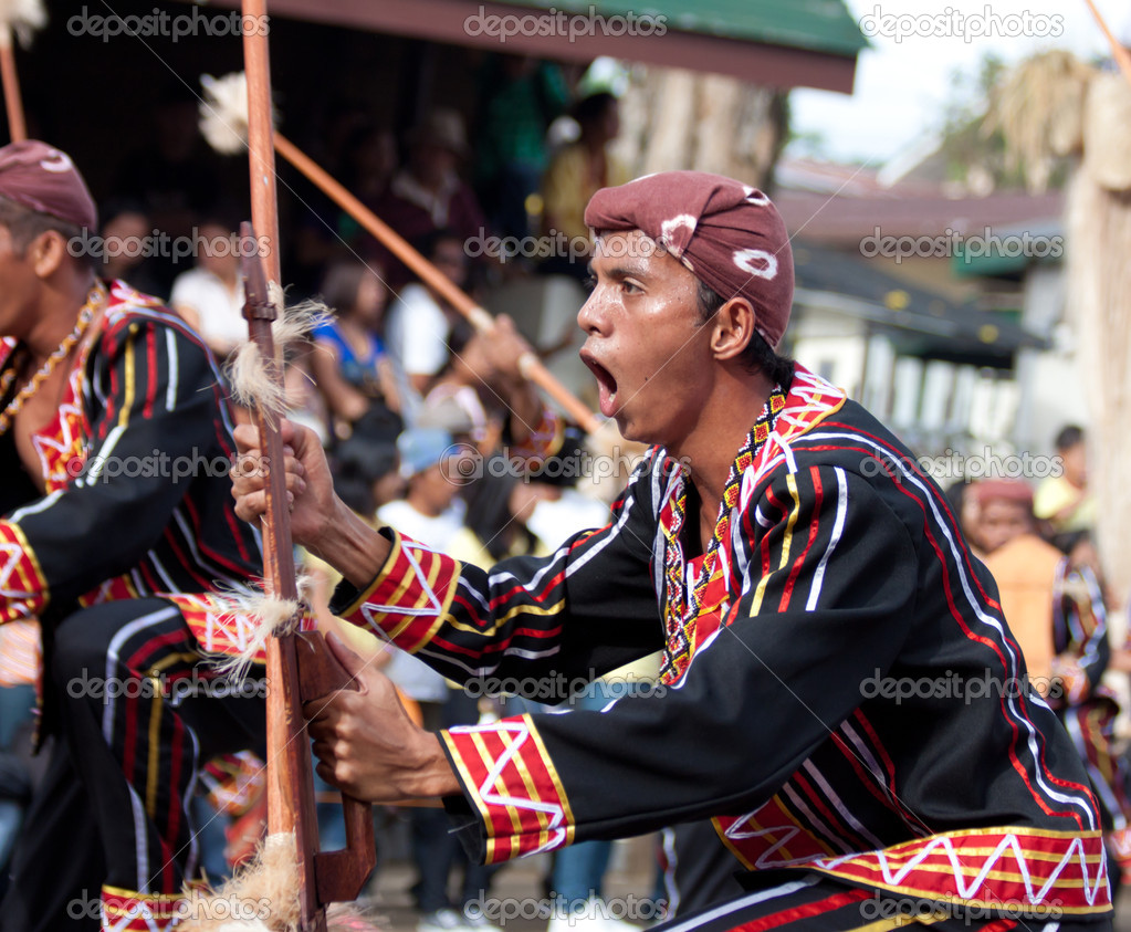 Manobo Tribal Dance