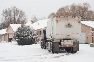 Urban Waste Management in Bad Weather