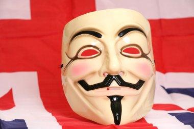 UK guy fawkes mask