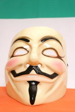Irish Guy fawkes mask