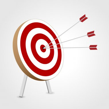 Successful triple target hit