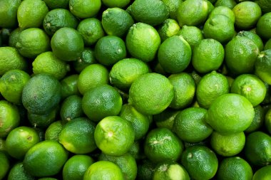 Limes raw background