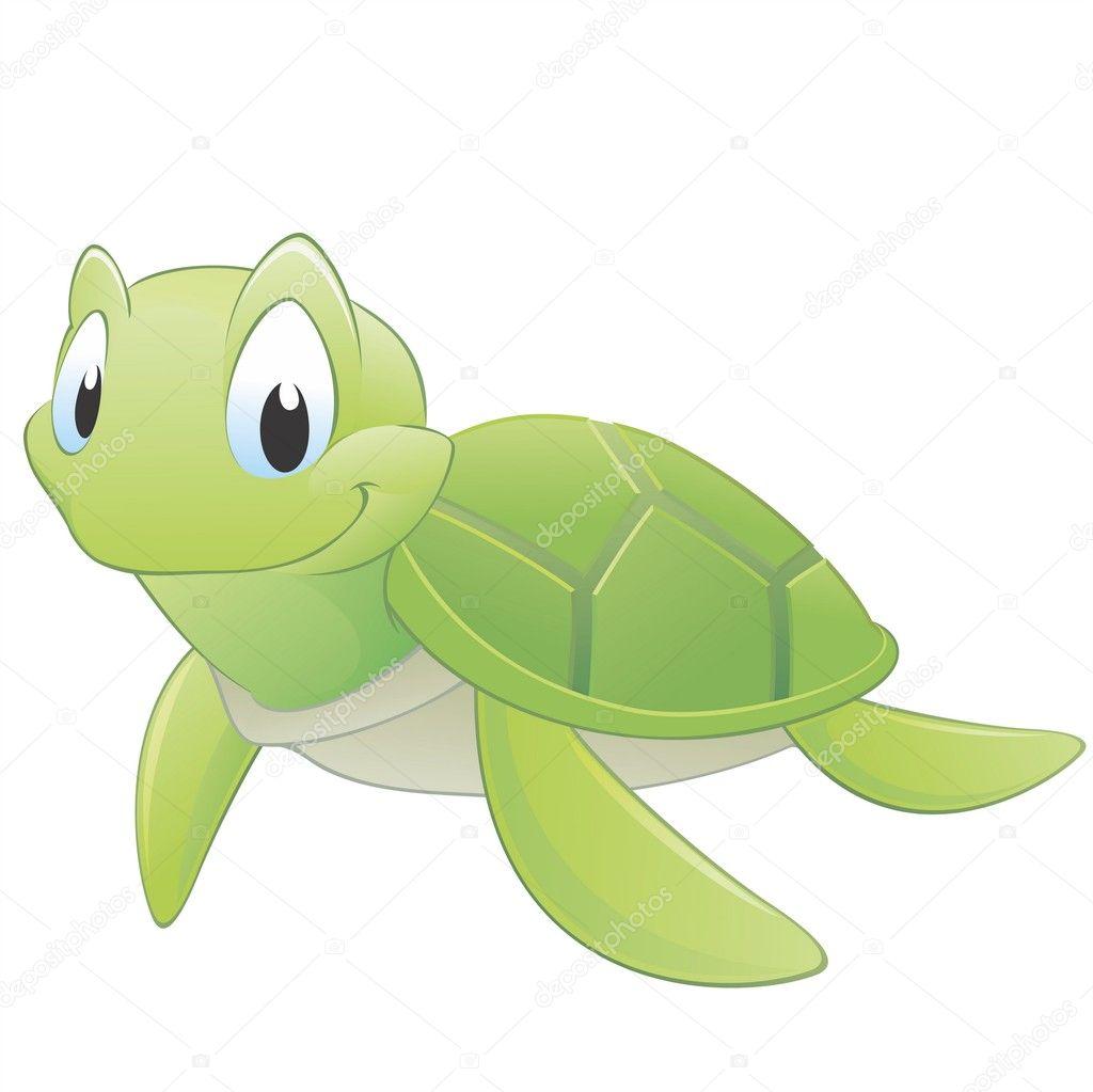 Výsledek obrázku pro želva kreslená