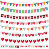 Photo Bunting and garland set
