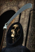 Fotografie Death grim reaper