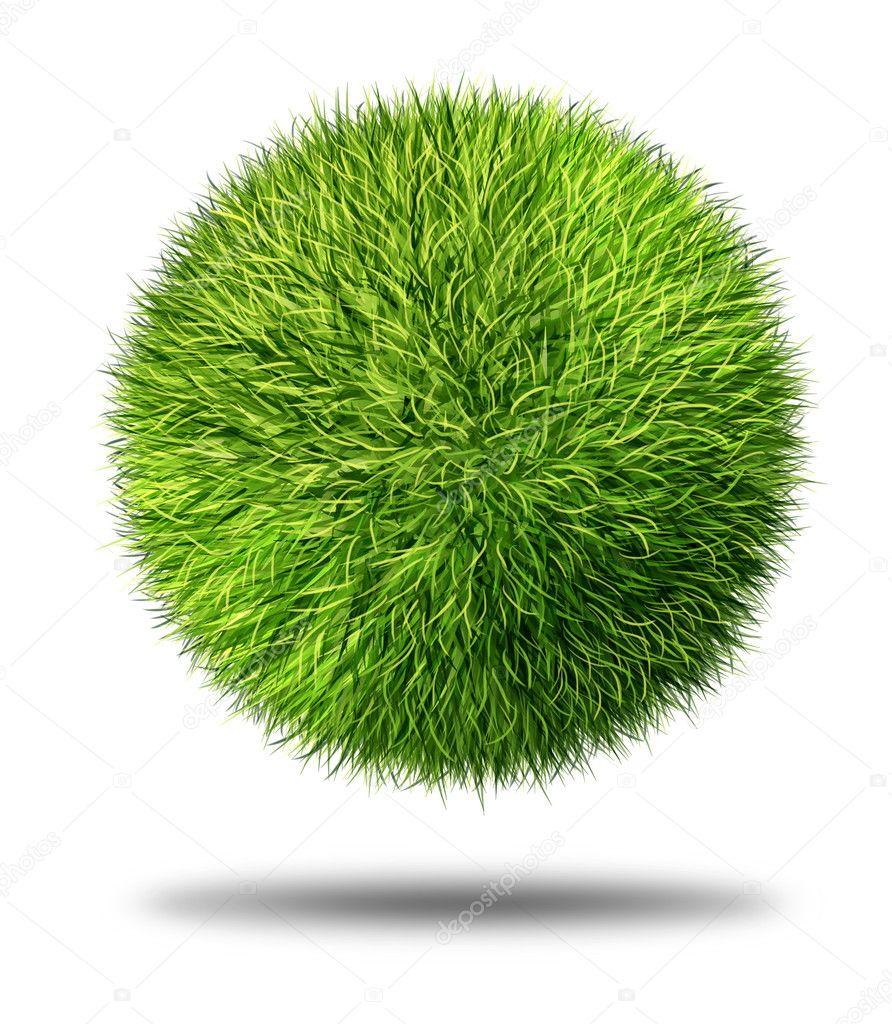 Environmental Conservation Grass Ball