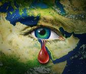 násilí na Středním východě