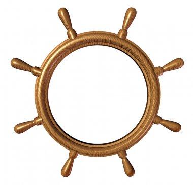 Ship Wheel Blank