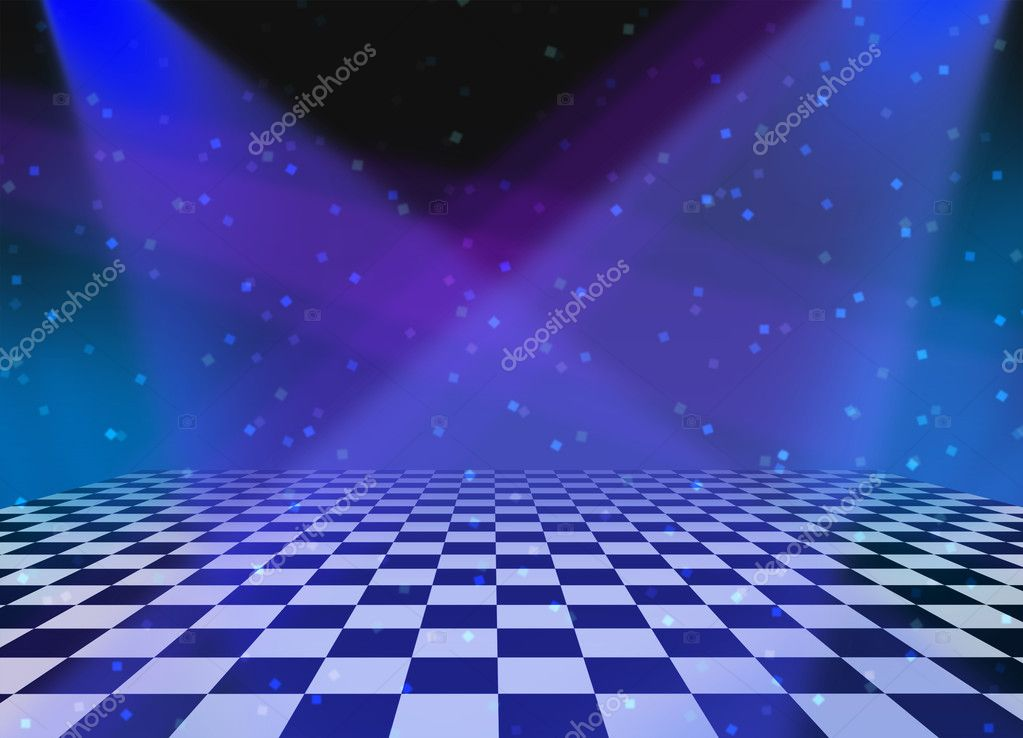 Party dance floor background stock photo lightsource - Bola de discoteca ...