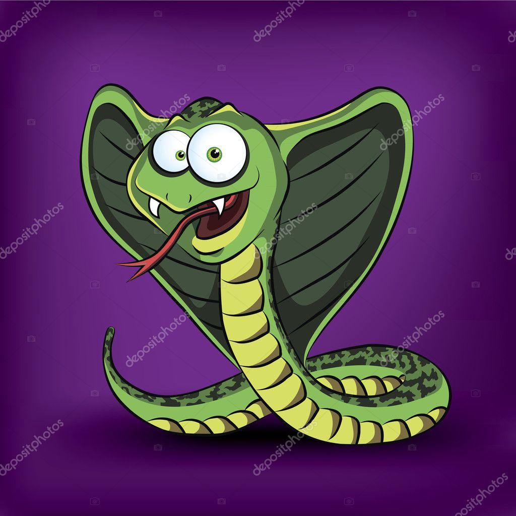 Смешная кобра картинка