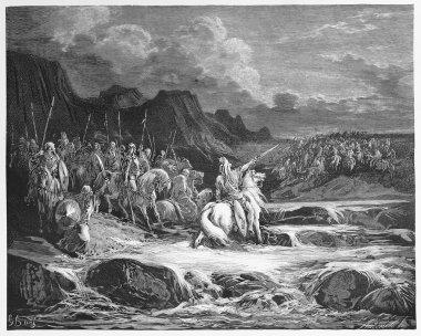 Judas Maccabeus Pursuing Timotheus