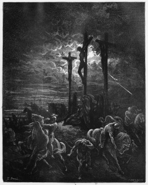 Darkness at the Crucifixion