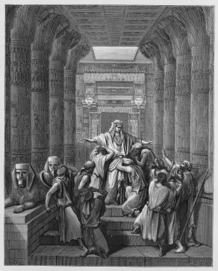 Joseph was called to his brothers