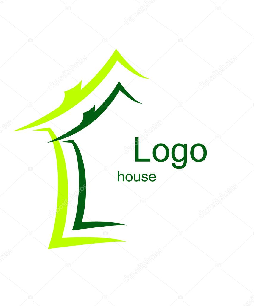 Logo house — Stock Vector © aleks47 #8294495