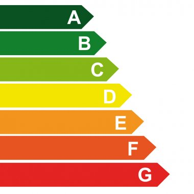 energy class energieberatung bar chart efficiency rating electrical appliances consuming environment