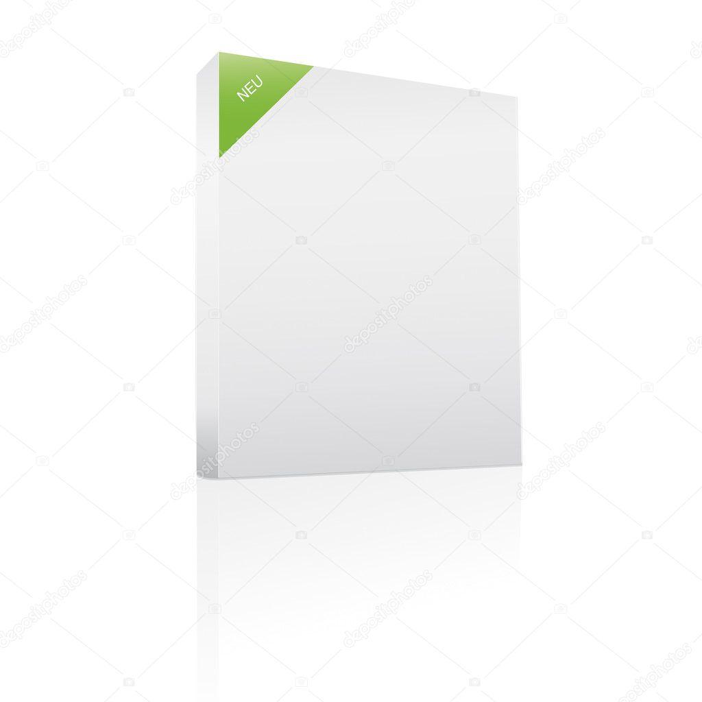 Software empaquetado producto empaquetado caja pack embalaje símbolo ...