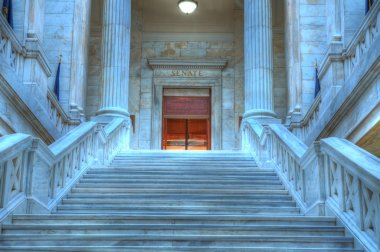 Arkansas State Capital