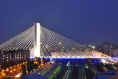 Basarab bridge, Bucharest, Romania