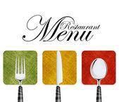 Fotografia menu ristorante