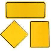 Fotografie Highway road signs