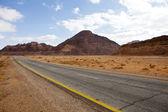 rum deserto di Wadi - Giordania meridionale