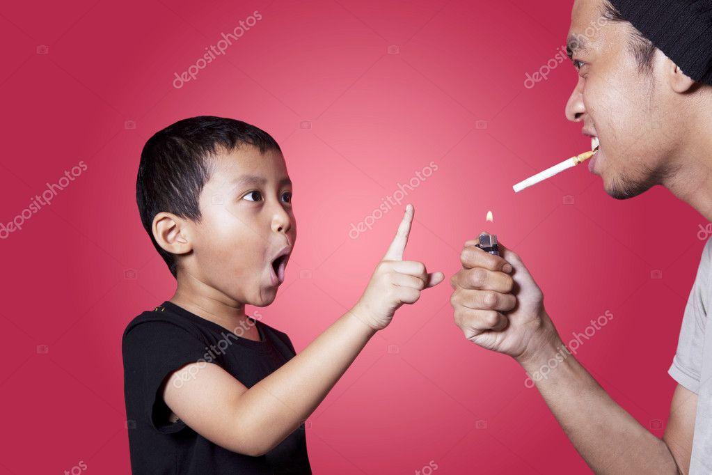 Consider, asian boy smoking be