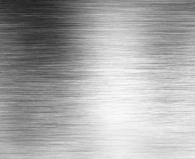 Beautiful polished silver texture