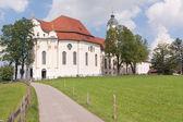 Fotografie Wieskirche in Bayern