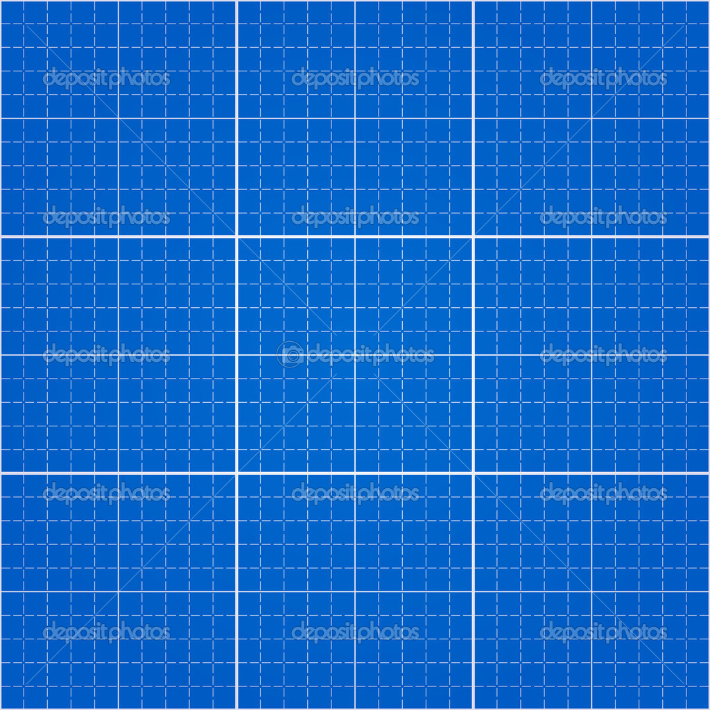 Seamless blueprint background stock vector zager 8869155 for Where to buy blueprint paper