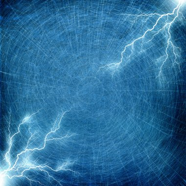 Abstract Texture, Lightning Background