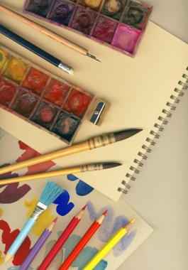 Creative Art Background