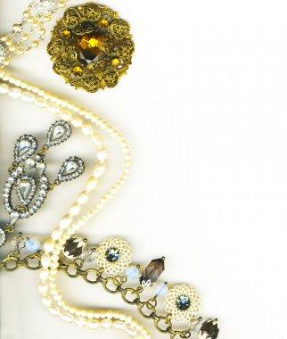 Jewellery border