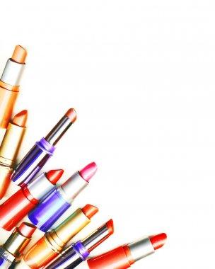 Lipstick backround
