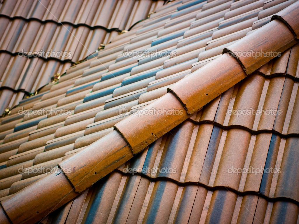 Ceramic roofing tiles stock photo bradcalkins 9874907 ceramic roofing tiles photo by bradcalkins dailygadgetfo Image collections