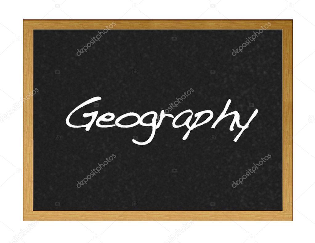 География слово картинка