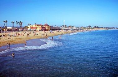 Beach Broadwalk, Santa Cruz