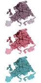 Fotografia europeo texture pietra mao