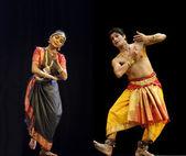 Indické lidoví tanečníci