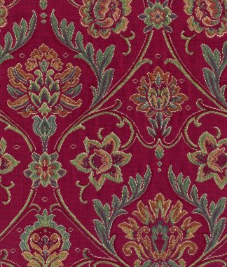 Ornamental fabric texture