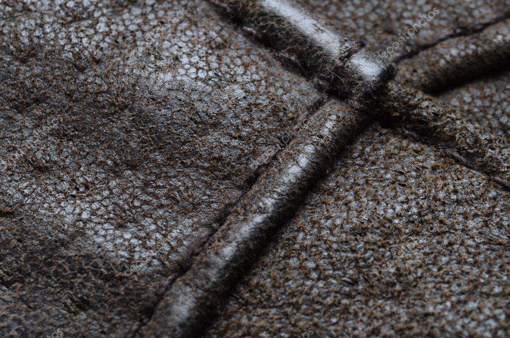 Varrás a régi bőr — Stock Fotó © fullempty  9007960 9c9d0fba80