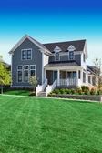 Zbrusu nové příměstské americký sen domov