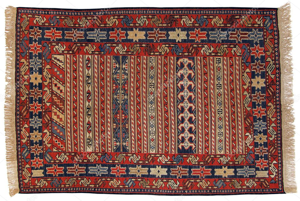 Traditional Oriental Carpet
