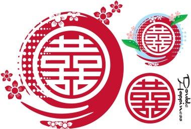 Double Happiness Symbol