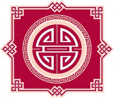 Vector Oriental Pattern